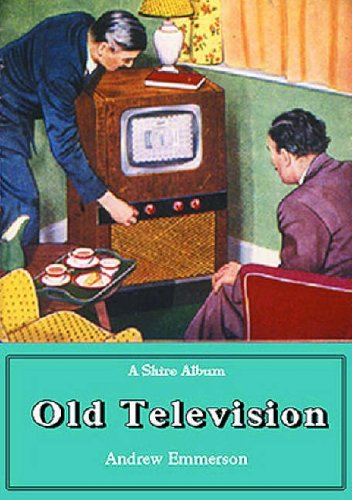 9780747803676: Old Television (Shire Library)