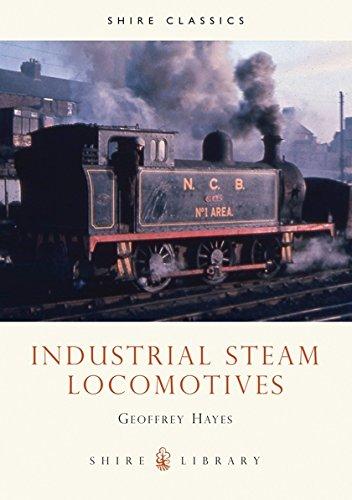 Industrial Steam Locomotives: Hayes, Geoffrey