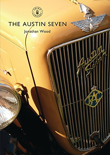 9780747804161: The Austin Seven (Shire Library)