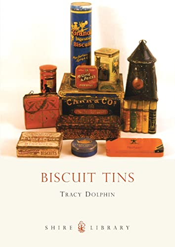 9780747804253: Biscuit Tins (Shire Library)