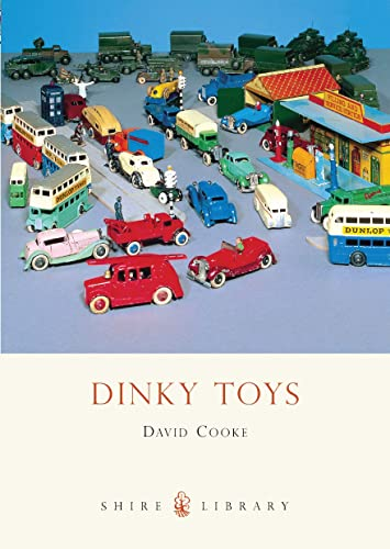 [signed] Dinky Toys 9780747804277 Dinky Toys were introduced in 1931 and these diecast metal toys became bestsellers. More than 1000 different subjects were modelled, mos