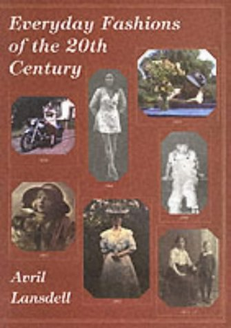9780747804284: Everyday Fashions of the 20th Century (Shire Library)