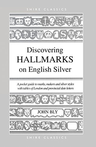 9780747804505: Discovering Hallmarks on English Silver
