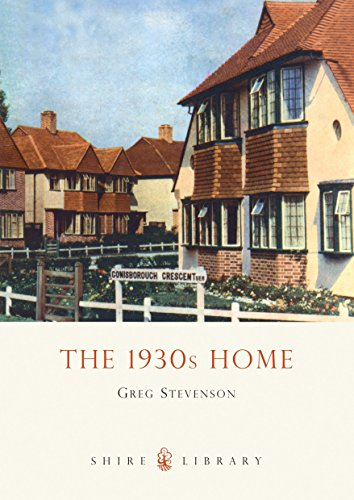 9780747804642: The 1930s Home (Shire Library)