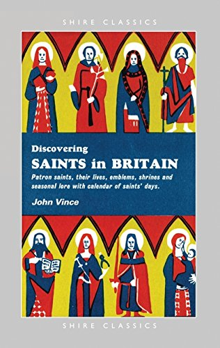 9780747804758: Saints in Britain (Discovering)