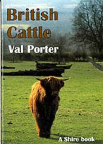 9780747805144: British Cattle (Shire Library)