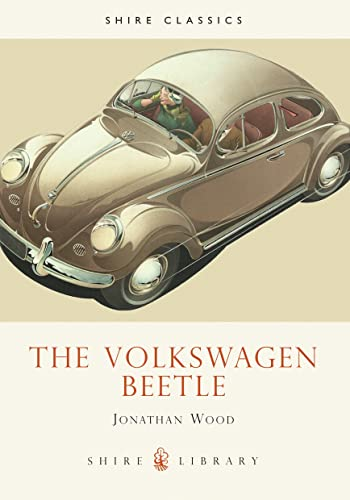 9780747805656: The Volkswagen Beetle (Shire Library)