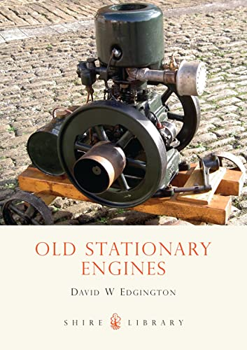 9780747805946: Old Stationary Engines (Shire Library)