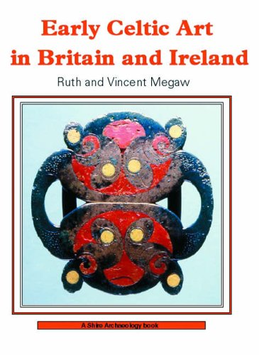 9780747806134: Early Celtic Art in Britain and Ireland (Shire Archaeology)