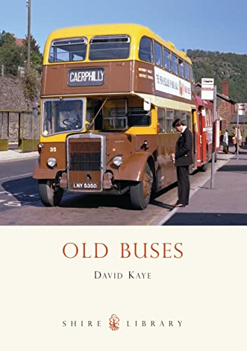 9780747806509: Old Buses (Shire Album)
