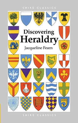 9780747806608: Discovering Heraldry (Shire Discovering)