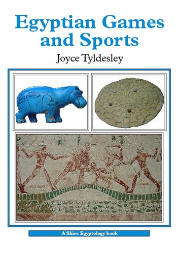 9780747806615: Egyptian Games and Sports (Shire Egyptology)