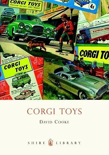 9780747806677: Corgi Toys (Shire Library)