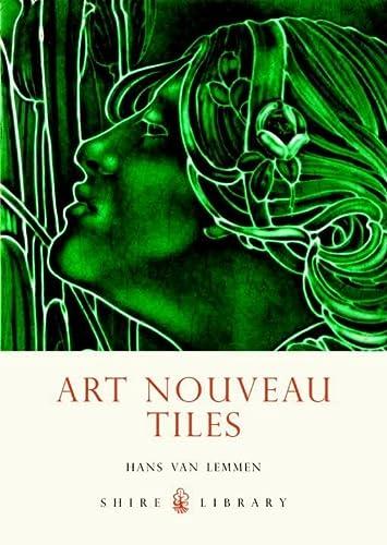 9780747806820: Art Nouveau Tiles (Shire Library)