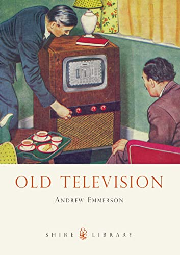 9780747807322: Old Television (Shire Library)
