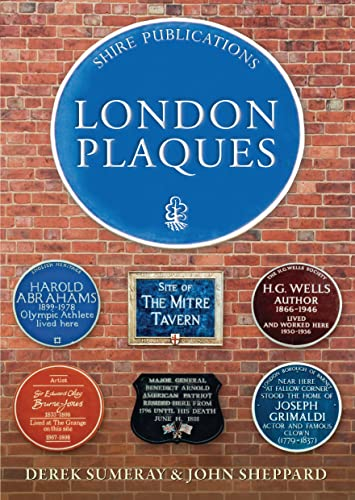 9780747807353: London Plaques (Shire Library)