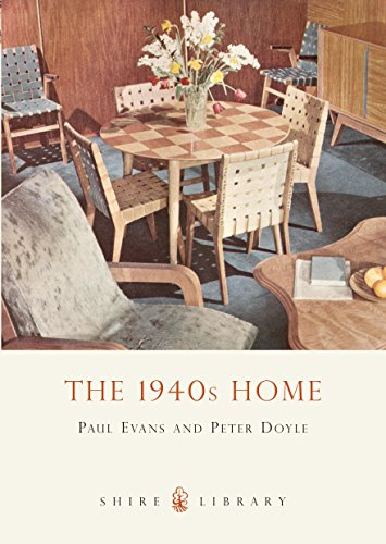 9780747807360: The 1940s Home