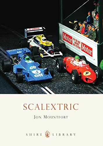 9780747807476: Scalextric (Shire Library)