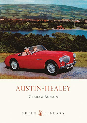 9780747807698: Austin-Healey (Shire Library)