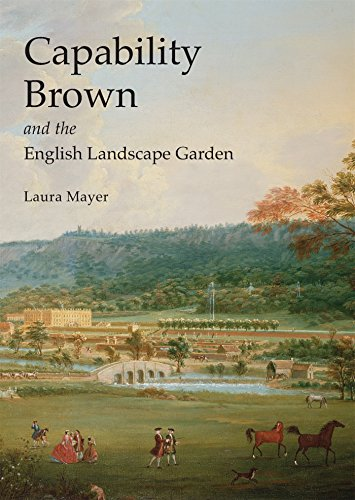 9780747810490: Capability Brown and the English Landscape Garden