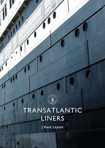 9780747810872: Transatlantic Liners (Shire Library)