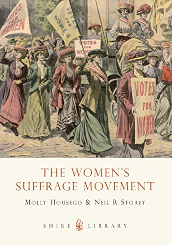 9780747810896: The Women's Suffrage Movement (Shire Library)