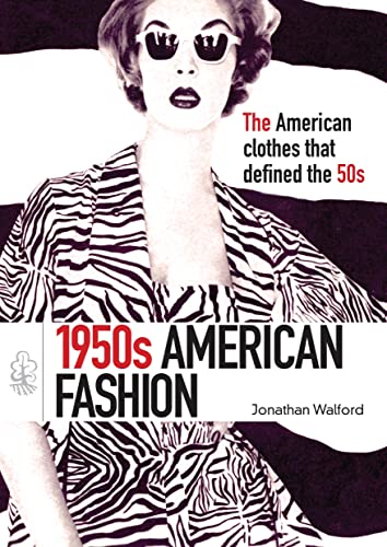 9780747811640: 1950s American Fashion (Shire Library)