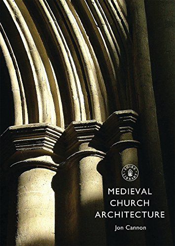 9780747812128: Medieval Church Architecture: 718 (Shire Library)