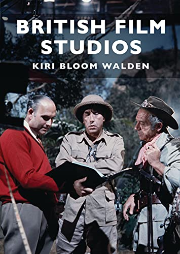 9780747812845: British Film Studios (Shire Library)
