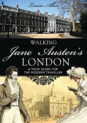 9780747812951: Walking Jane Austen's London (Shire General)