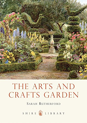 9780747812982: The Arts and Crafts Garden