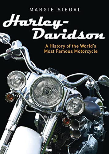 9780747813439: Harley-Davidson: A History of the World's Most Famous Motorcycle