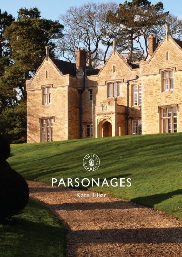 9780747813552: Parsonages (Shire Library)