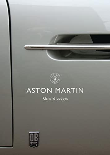 9780747815051: Aston Martin (Shire Library)