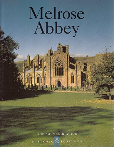 9780748010943: Melrose Abbey