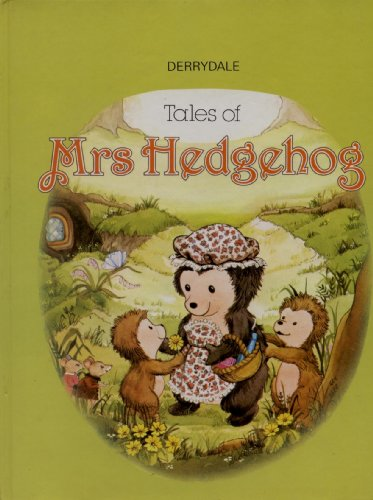 9780748100378: Tales of Mrs. Hedgehog