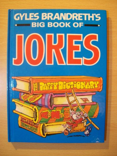 9780748100392: Giles Brandreth's Big Book of Jokes