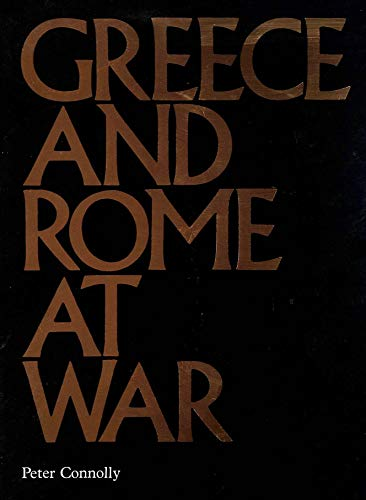 9780748101092: GREECE AND ROME AT WAR
