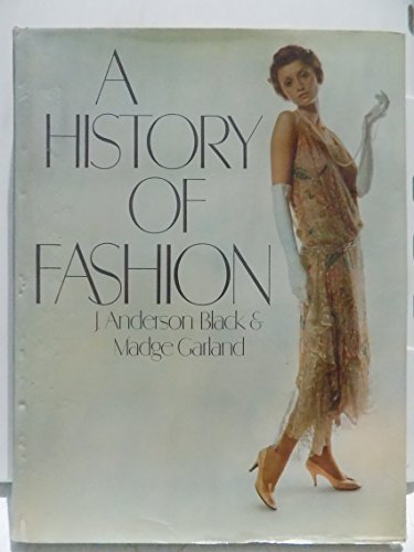 9780748102419: A History Of Fashion