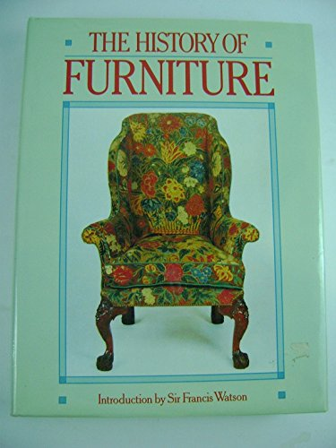 9780748102440: THE HISTORY OF FURNITURE