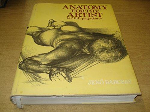 9780748102648: Anatomy for the Artist - AbeBooks - Jeno Barcsay ...
