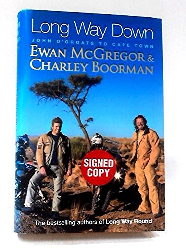 9780748108176: Long Way Down