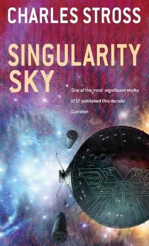 9780748109173: Singularity Sky