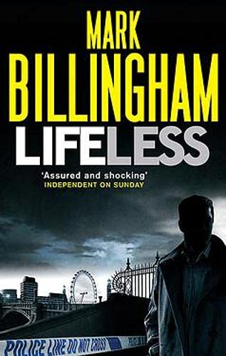 9780748109449: Lifeless (Tom Thorne, #5)