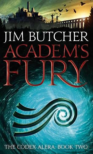 9780748111732: Academ's Fury (Codex Alera)