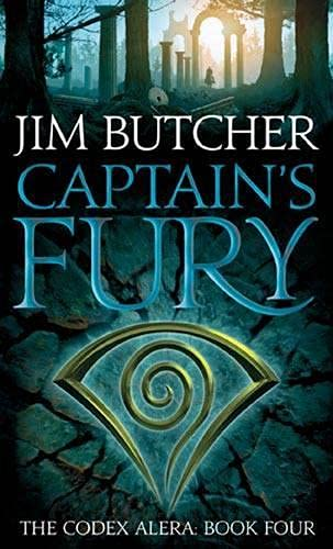 9780748111978: Captain's Fury