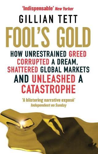 9780748112210: Fool's Gold