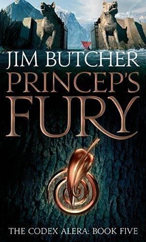 9780748112883: Princeps' Fury
