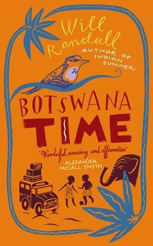 9780748113675: Botswana Time