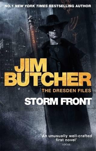 9780748116065: Storm Front (Dresden Files)